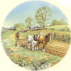 Country Scenes - Spring Plowing