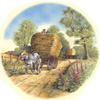 Country Scenes - Summer Hay Wagon