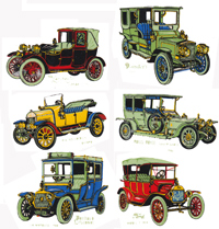 Cars - Antique Autos