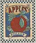 Apples Seed Packet